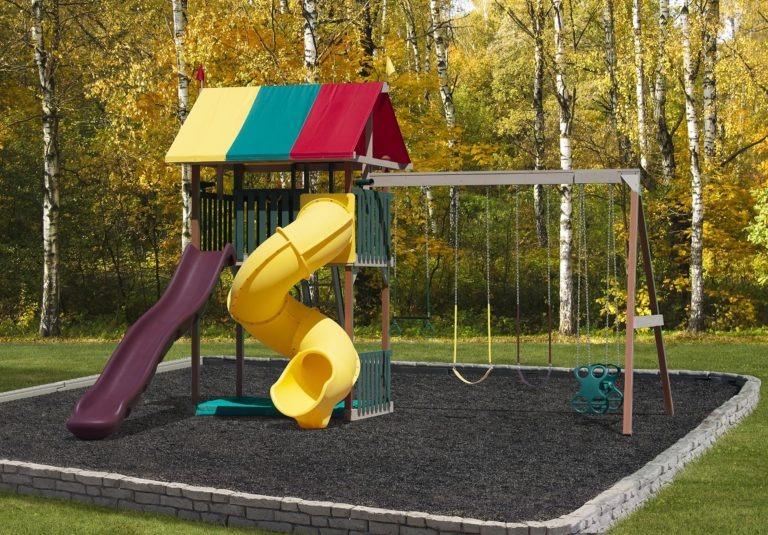 Regal Retreat Swing Set