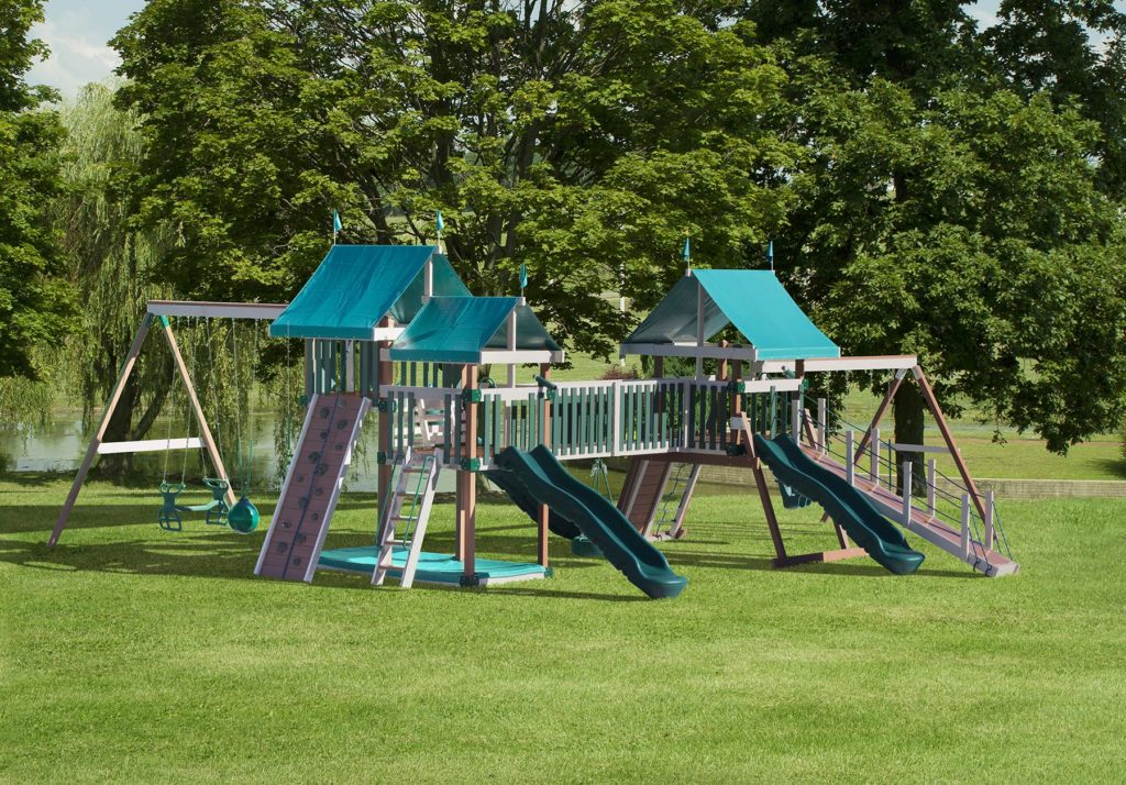 Happy Hour Play Place Swing Set
