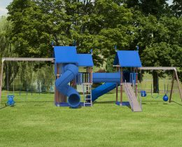 Excitement Unlimited Swing Set